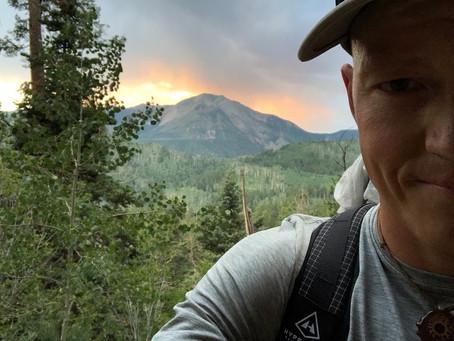 The Colorado Trail: Day 1