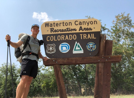 The Colorado Trail: Day 26