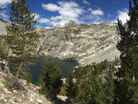 Pacific Crest Trail Diary 5: Day 47 (Mammoth Lakes, CA)