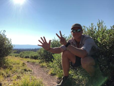The Colorado Trail: Day 7
