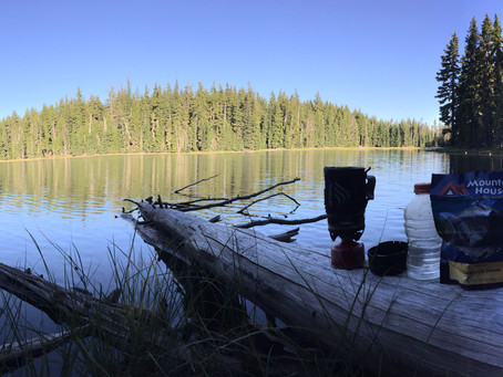 Pacific Crest Trail Diary 14: Day 96 (Bend, OR)