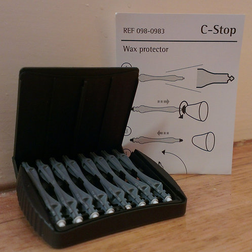 Cerustop Wax Guard (Hearing Aid Filter)