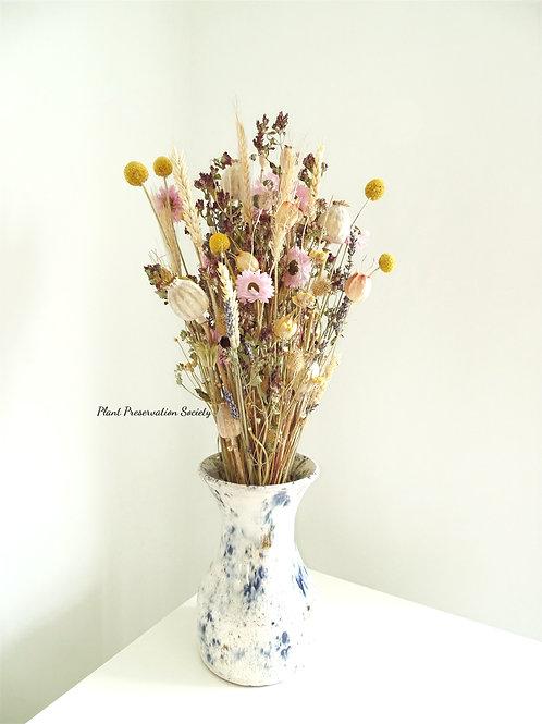 Ceramic Flower Vessel