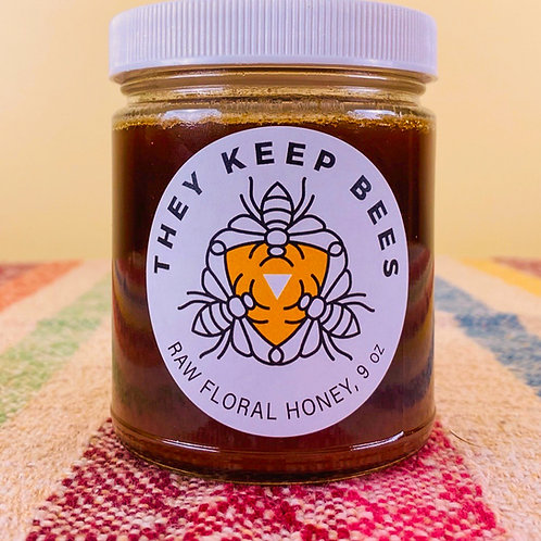 Raw Honey, 9 oz