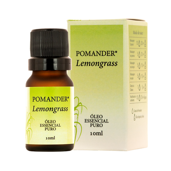 Pomander Óleo Essencial Lemongrass