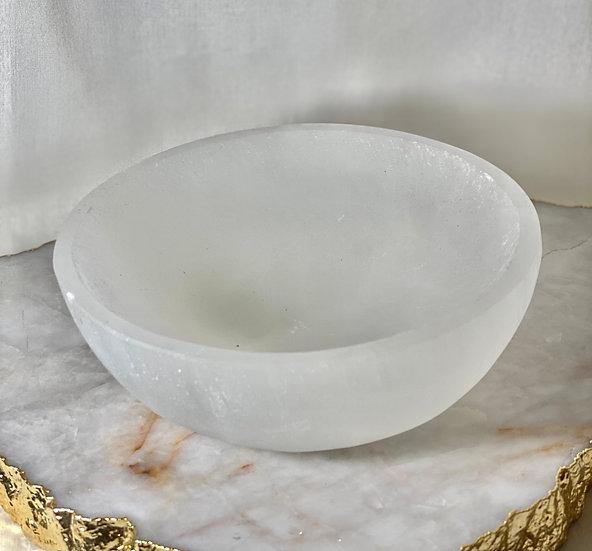 Bowl de Selenita - grande