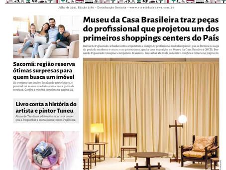 Entrevista Jornal VIVA CIDADE.