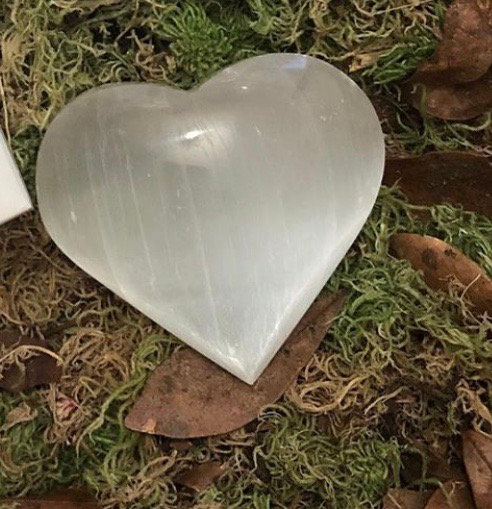 Coração Selenita - Média