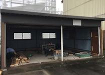 リフォーム・リノベーション-倉庫(Before)