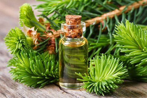 Natural fir oil (capacity 100 ml.)