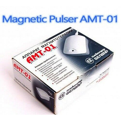Pulser Magnetic Therapy Device AMT-01 Low Level Frequency Field pain relief