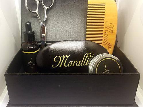 Premium Beard Grooming Kit