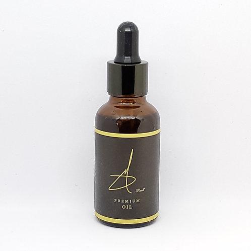 Sandal Wood Scented Beard Oil
