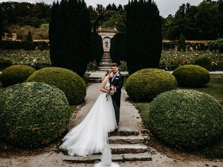 Hochzeitsreportage Schlosshotel Kronberg