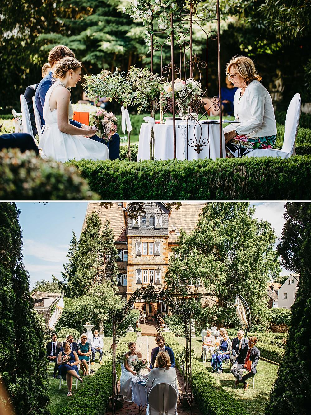 Hochzeit Schloss Stammheim
