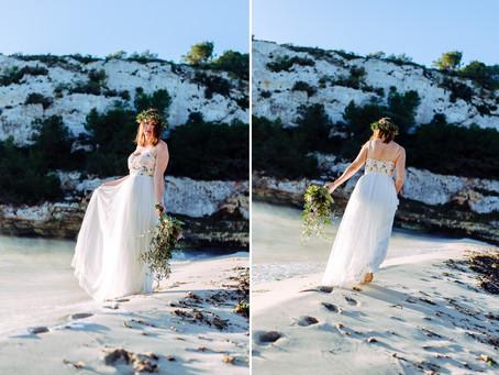 Inspirationen einer Hochzeit auf Mallorca