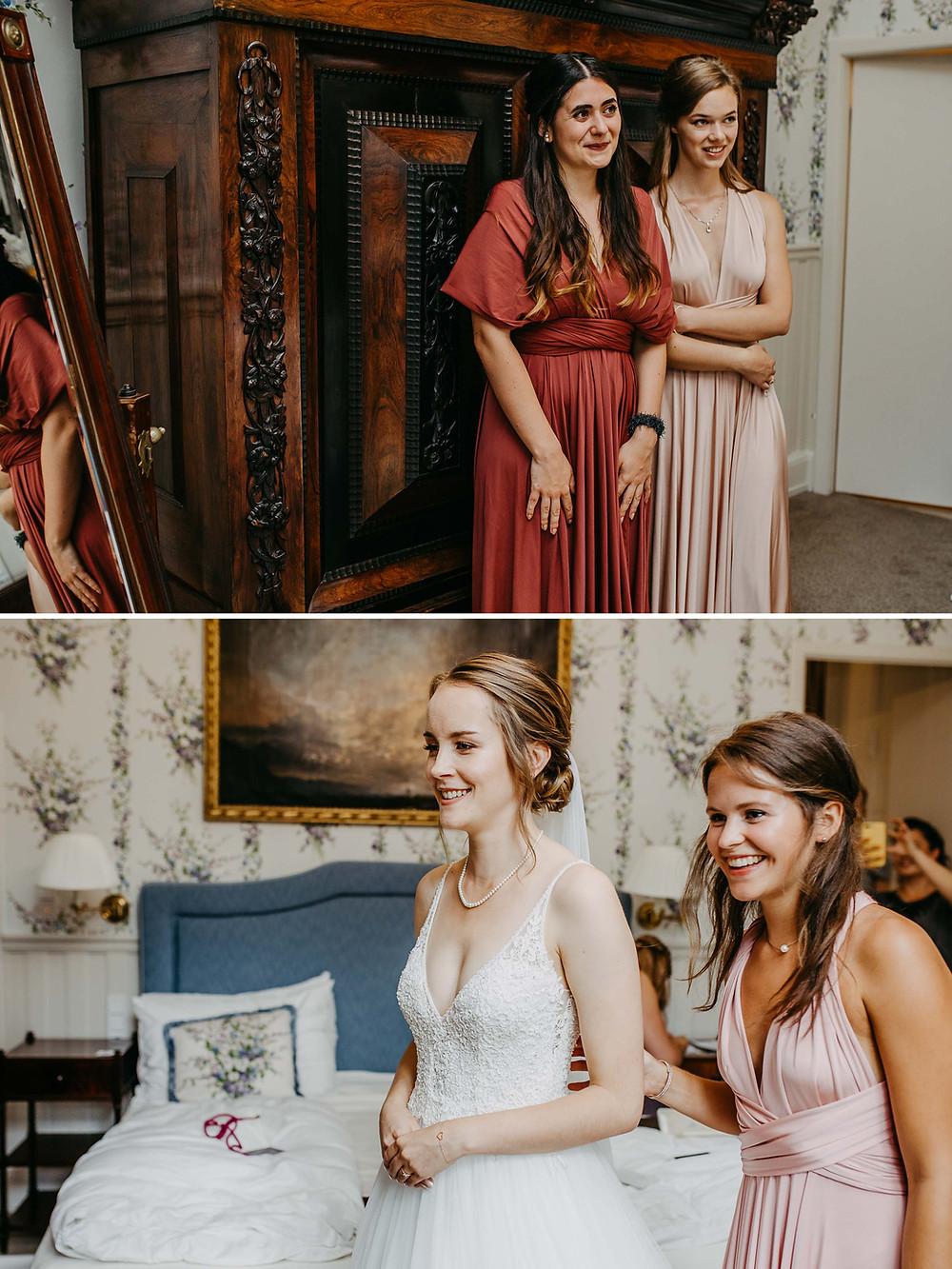 Hochzeit Hochzeitsreportage Schlosshotel Kronberg