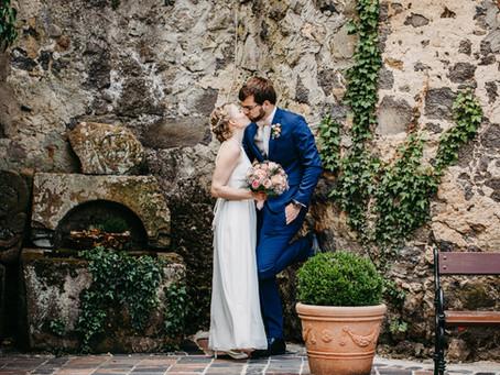 Hochzeitsreportage Schloss Stammheim