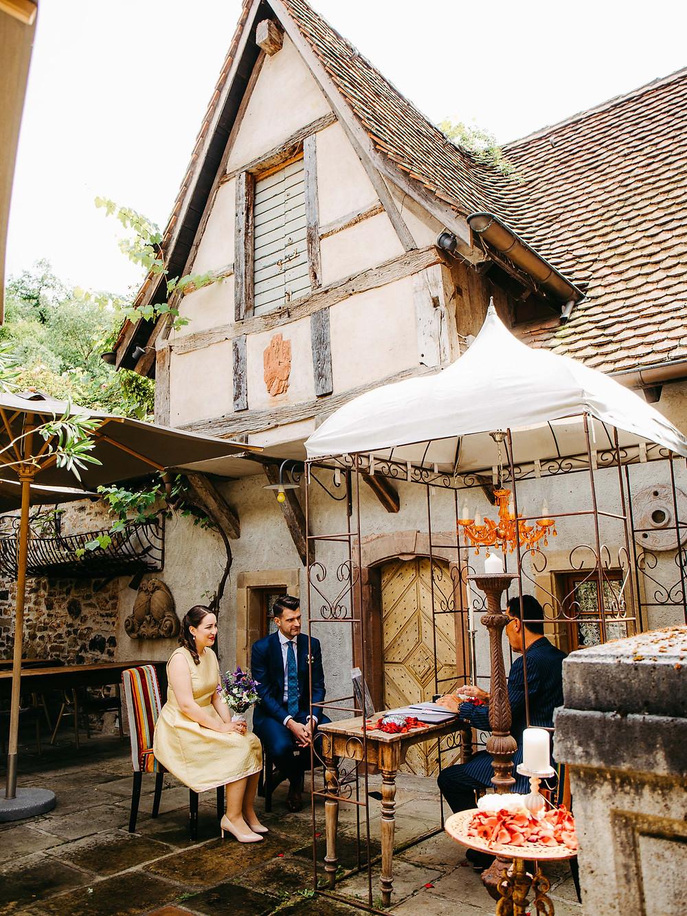 Hochzeit Alte Mühle Höreth Mosel