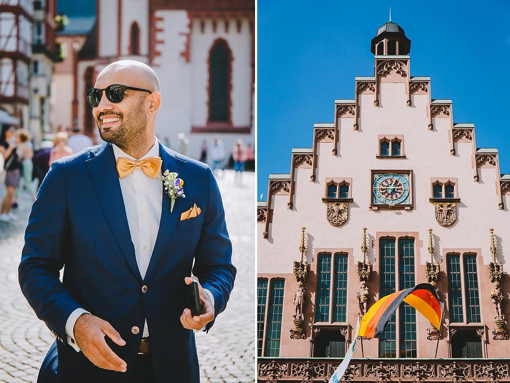 Hochzeit Römer Frankfurt