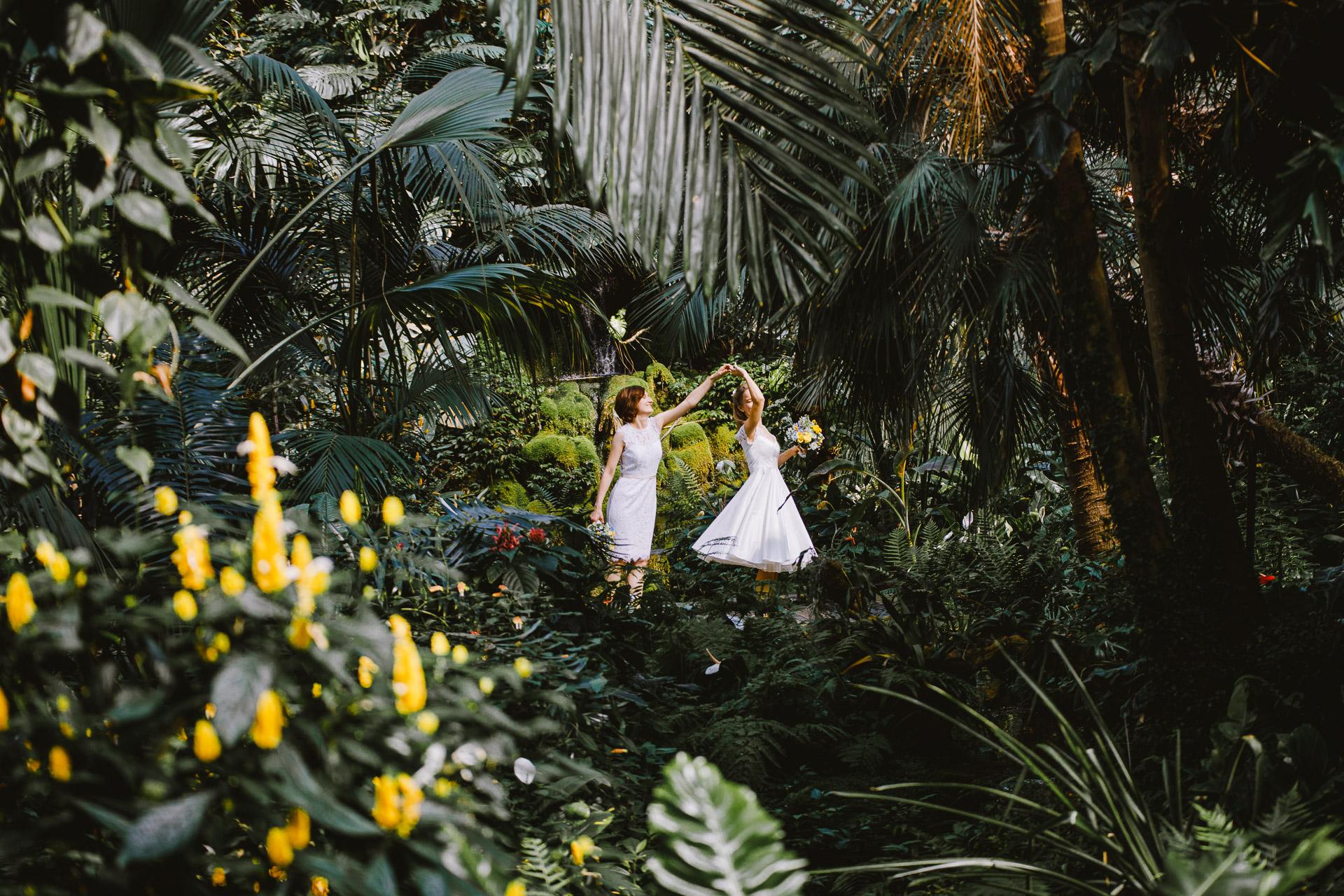 Hochzeit Palmengarten Frankfurt
