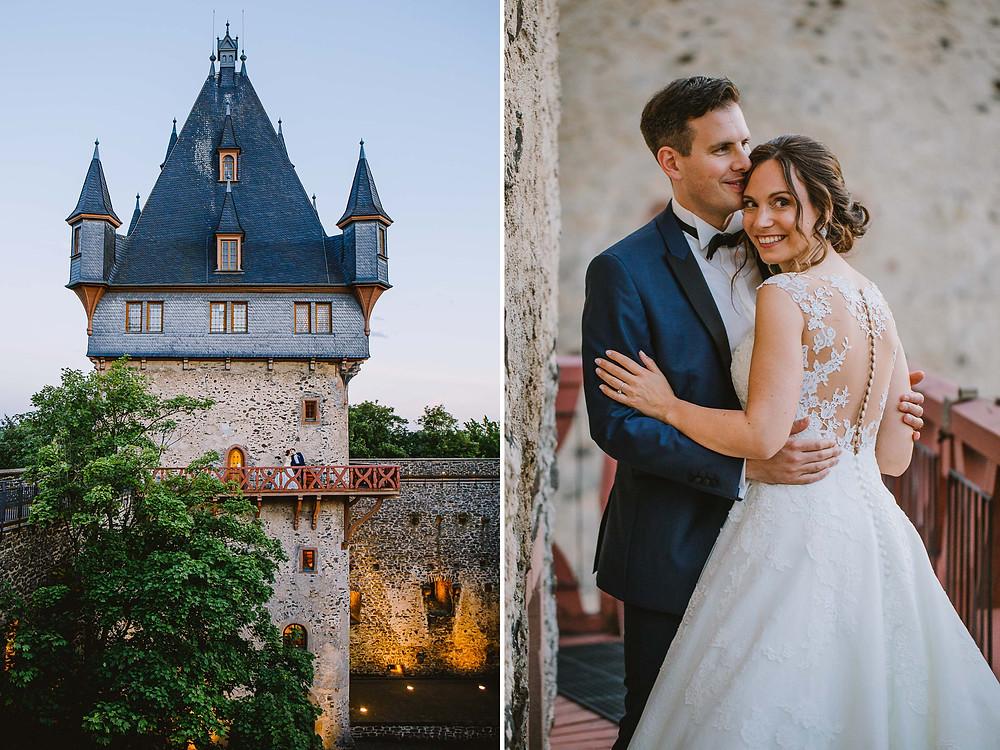 Hochzeit Schloss Romrod