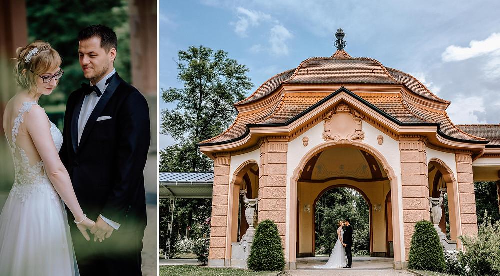 Hochzeit Staatsbad Bad Brückenau