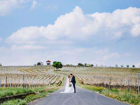 Hochzeitsreportage Sommerach - Carolin&Dominik