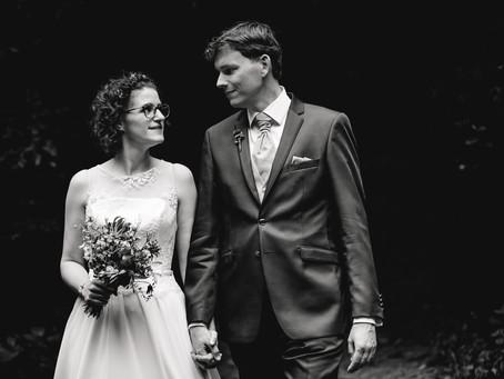 Hochzeitsfotografie Frankfurt - Hannah & Guido
