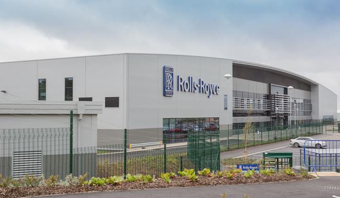 Rolls-Royce Plant, Washington