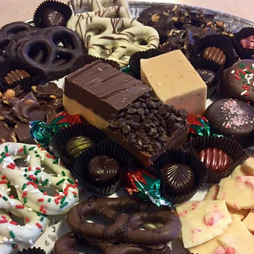 Christmas Party Platter (large)