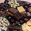 Large Christmas Party Platter