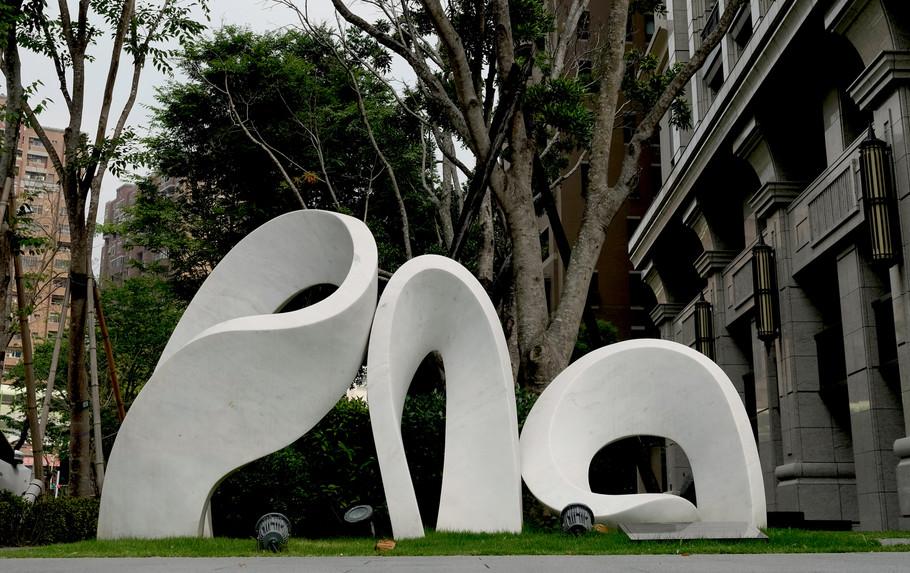 國泰府會園道 - 藝術品規劃