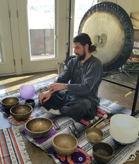 Sound Healing Meditation with Ryan of Mojave Massage