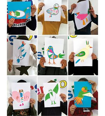 atelier arts plastques samedi- l'atelier des chalets Toulouse