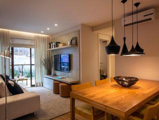 Valorizando ambientes pequenos - truques e dicas para otimizar seu espaço