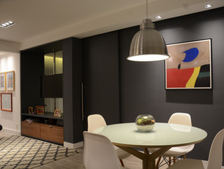 Apartamentos Pequenos: Saiba como aproveitar melhor o seu espaço!