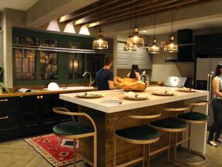 Mostra Elite Design 2018: Áreas de cozinha e gourmet para receber amigos e família