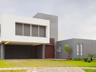 Casa Projeto Arquitetônico - Refúgio repleto de natureza