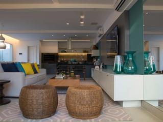 Área Social de Praia! - um espaço para receber família e amigos