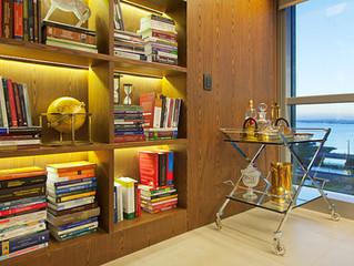 5 tipos de iluminação para cinco projetos de móveis