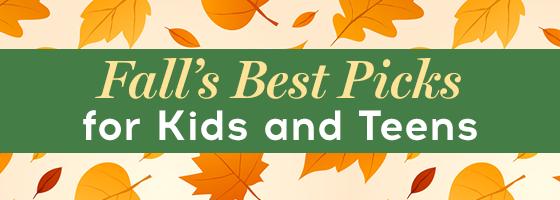Fall's Best BRIGHTLY Picks