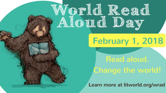 Read Aloud, Change the World