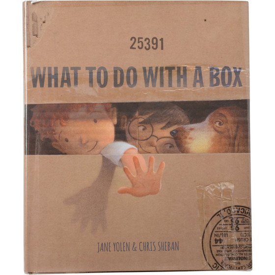 What To Do With a Box (Book 1 of 10)
