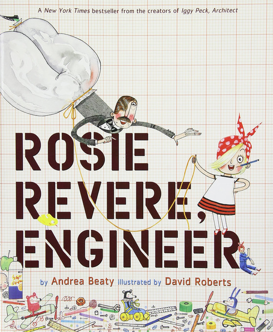 Meet Rosie, Iggy, and Ada! (STEM Books 5,6,7& 8)