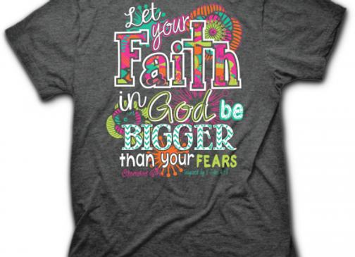 Cherished Girl Big Faith
