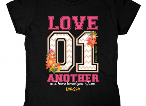 Love One Another (Missy Tee)