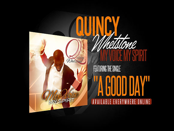 Quincy Whetstone A Good Day