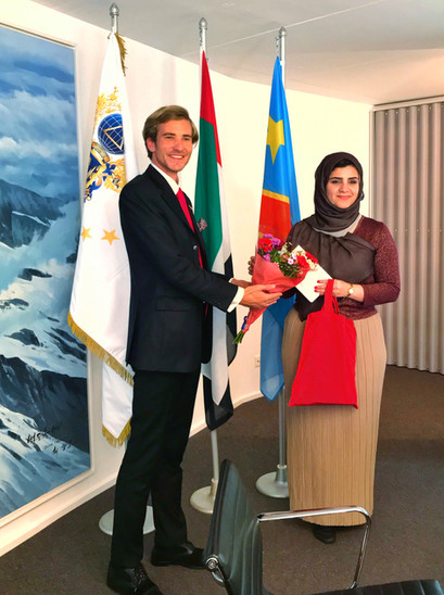 Union Globale et UG-FGHC_RDC et UAE_Phot