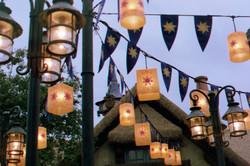 Rapunzel's Village.